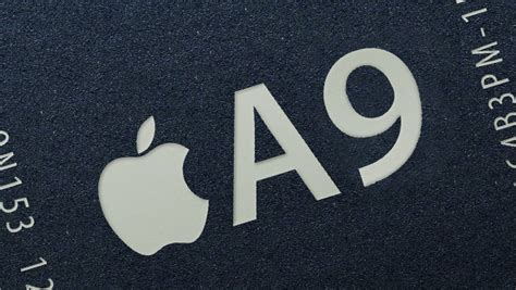 apple a9 samsung confirmed for iphone 6s apple a9 chip production