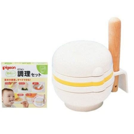 Pigeon Home Baby Food Maker Alat Mpasi pigeon home baby food maker pupsik singapore