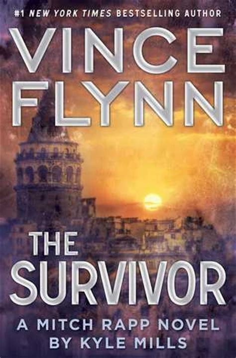 a survivor s guilt books the survivor mitch rapp 14 by vince flynn reviews