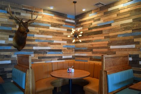 reclaimed wood accent wall the of reclaimed wood interior design explained