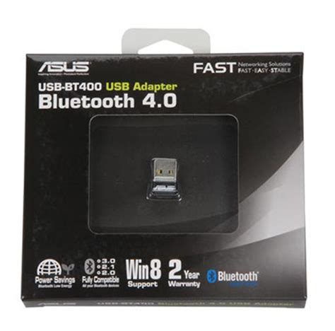 Jual Asus Usb Bt400 asus usb bt400 usb 2 0 bluetooth 4 0 adapter newegg