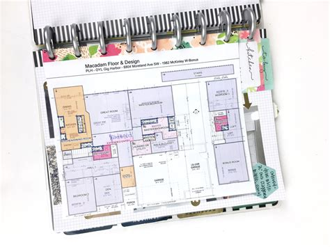 house renovation planner the happy planner home renovation planner me my big ideas