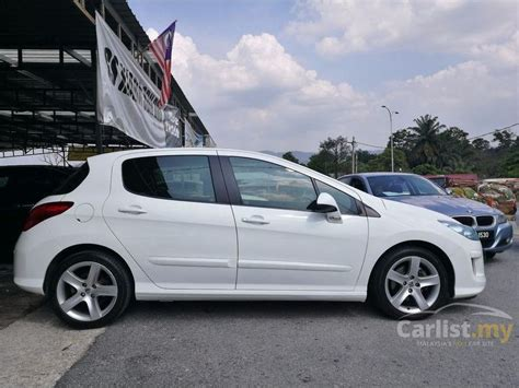 peugeot approved used cars peugeot 308 2013 1 6 in selangor automatic hatchback white
