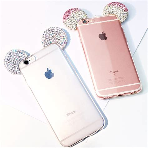 Mickey Bling Back Cover For Iphone 6 Plus 6s Plus buy wholesale mickey mouse from china mickey mouse wholesalers aliexpress