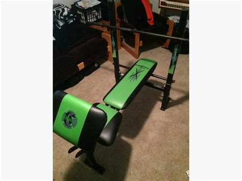 competitor weight bench with 80 pound weight set competitor incline weight bench 80lb weight set 100