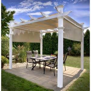 Making A Pergola Canopy by Traditional Style Pergola With Canopy Diy Cool Stuff To