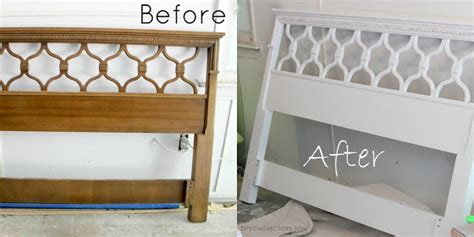 Cheap Vintage Headboards by Vintage Headboard Makeover Erin Spain