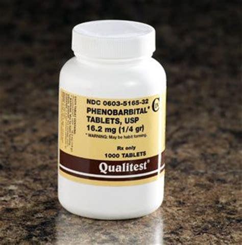 Heroine Detox Phenobarbital by Phenobarbital Phenobarbital