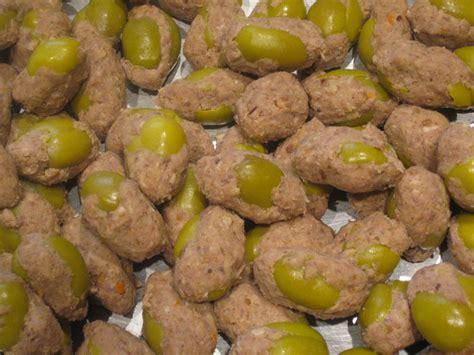 olive fatte in casa piatto romano ristorante pizzeria da augusto cucina