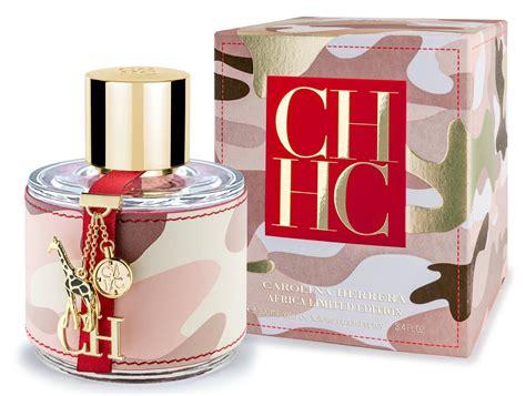 Parfum Original Singapore Ch Grand Tour For 100ml carolina herrera ch africa new fragrances