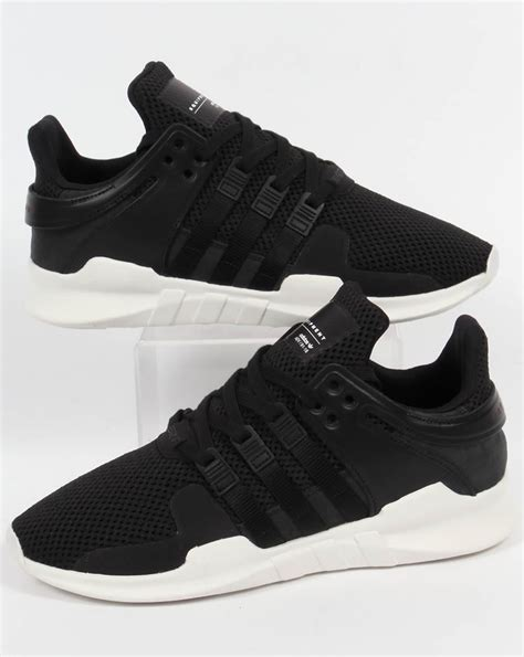 Sepatu Casual Sneaker Runing Adidas Eqt Black Maroon Premium Import adidas equipment support a trainers black running shoes