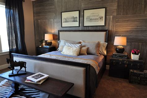 masculine decorating ideas modern masculine bedroom interior decorating ideas with