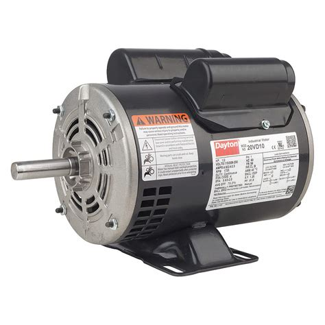 115 volt motor start capacitor wiring diagram motor