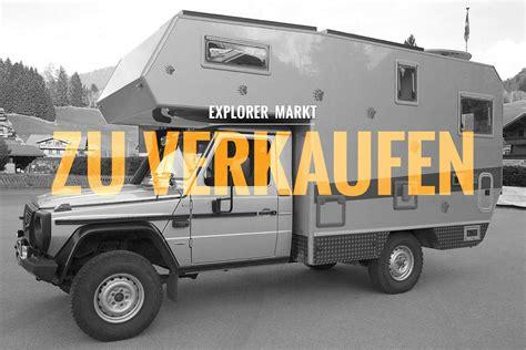 Zu Verkaufen by Zu Verkaufen Bimobil Ex328 Mercedes G300 Cdi