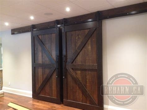 sliding barn door canada sliding barn doors rebarn toronto sliding barn doors