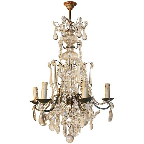 19th Century French Chandelier For Sale At 1stdibs 19th Century Chandelier