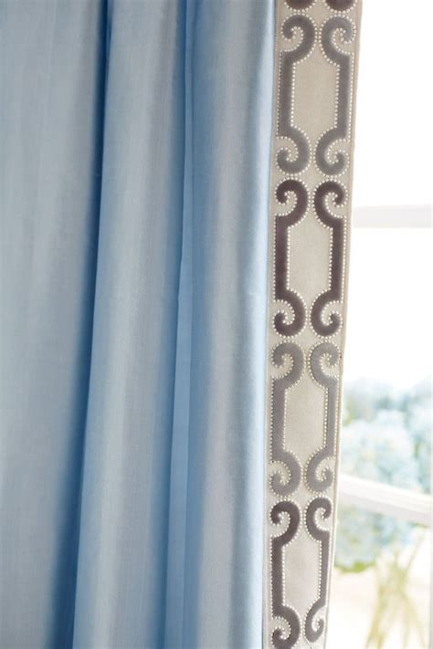 trims for curtains the polohouse trending tapes