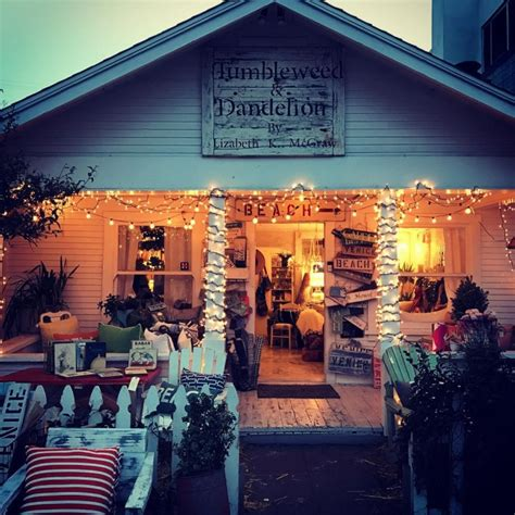 home decor stores in california beach house decor at the tumbleweed dandelion store on
