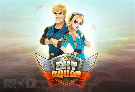mod game rexdl sky squad 1 0 30 apk mod action game for android