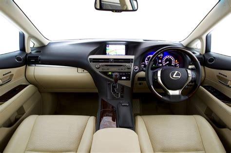 lexus rx interior 2012 2012 lexus rx 270 350 450h now on sale in australia