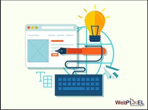 affordable design web design and development company webpixel technologies