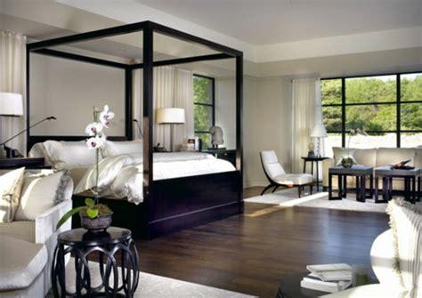 50 coole ideen f 252 r himmelbetten aus holz im schlafzimmer