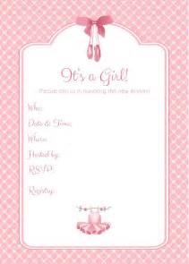 blank baby shower invitations www awalkinhell