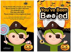 Elfster's Free Halloween Downloadable Printable PDFs   You ... Elfster Exchange
