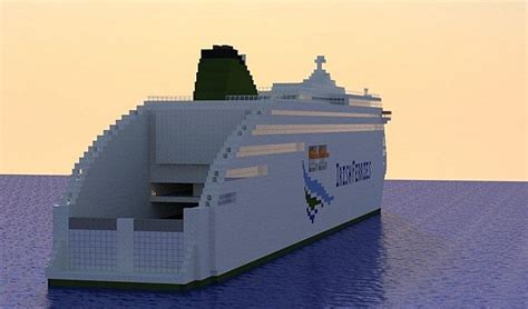 biggest ferry boat in the world mv ulysses biggest car ferry in the world minecraft project