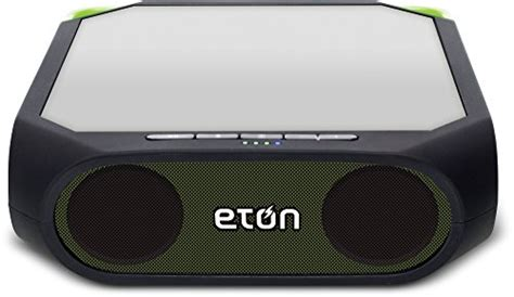 Rugged Rukus Review by Eton Rugged Rukus Review Solar Powered Boom Speaker