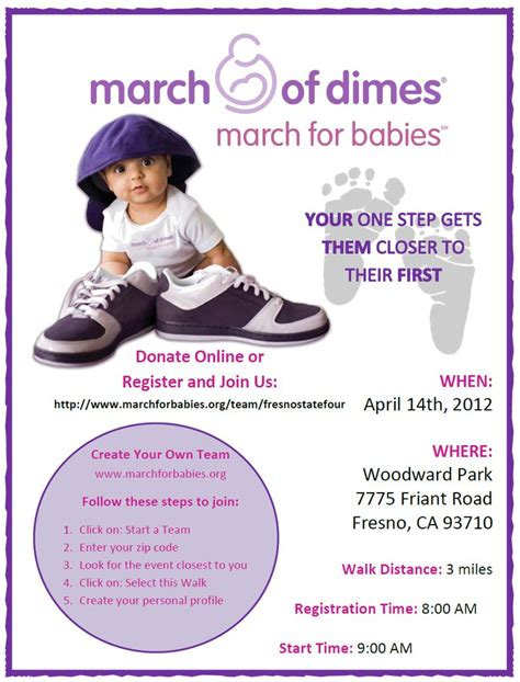 Donation Letter For March Of Dimes 69 best images about march of dimes caign and