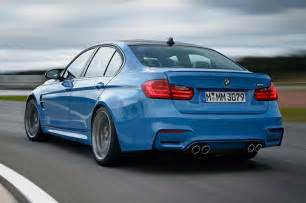 official 2014 bmw m3 m4 photos leak