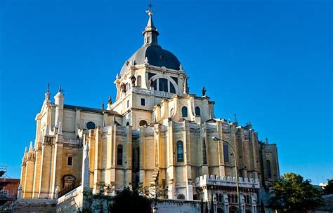 great architecture images almudena cathedral great architecture 6854