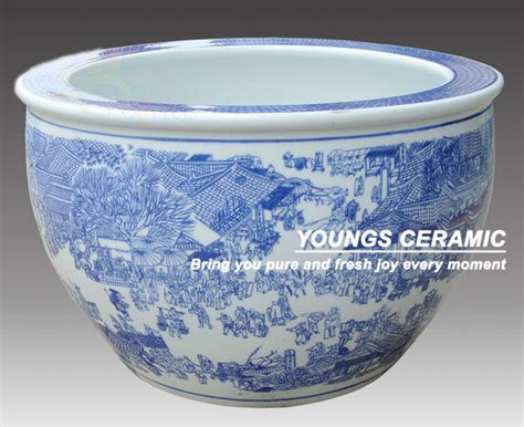Large Ceramic Planters Wholesale by Large Size Ceramic Garden Flower Plant Pots
