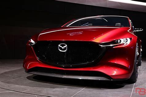 Mazda 3 2020 Cuando Llega A Mexico by Mazda Concept024 Ridebuster