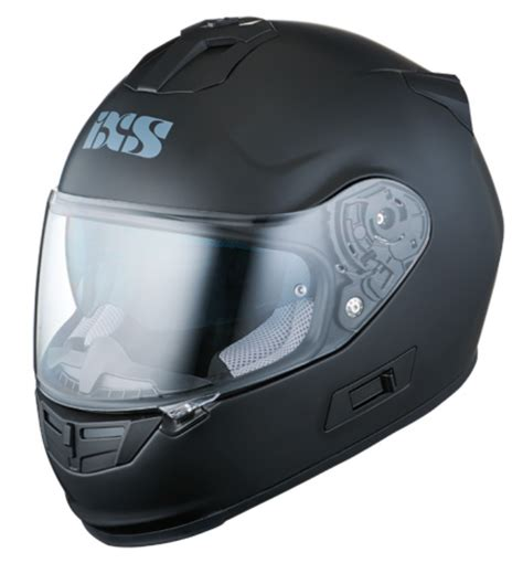 motorrad schwarz matt ixs motorrad integral helm hx 444 fiberglas schwarz matt neu