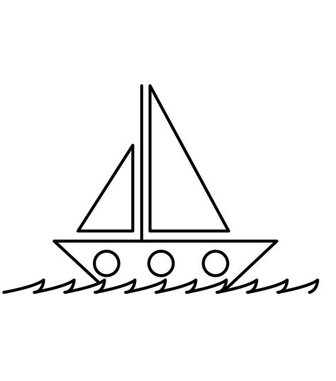 free printable boats free printable boat coloring pages for kids best