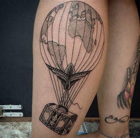 tattoo mata mundo e 25 melhores ideias sobre tatuagem de bal 227 o de ar no