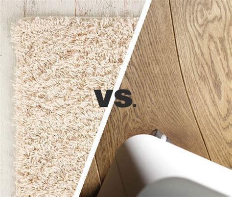 What's healthier: carpet or wood flooring?   Big Green