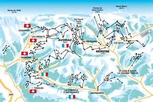 pin morzine avoriaz ski pass on
