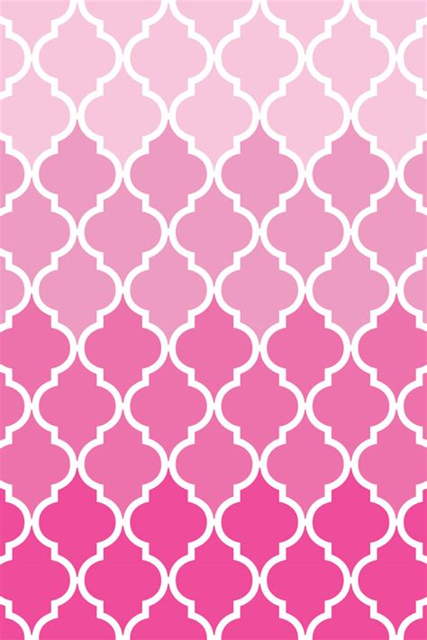 pink pattern iphone wallpaper make it create printables backgrounds wallpapers