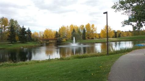 fishing boat rentals red deer fountain picture of bower ponds red deer tripadvisor
