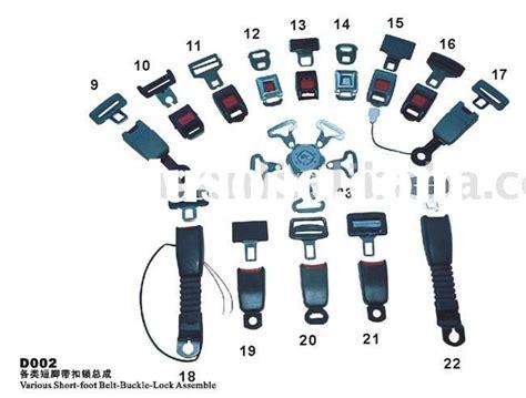 types of seat belts safety belt types images