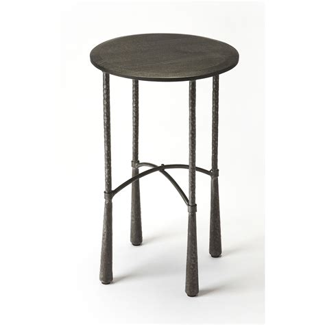 Industrial Accent Table Butler Specialty Company Bastion Industrial Chic Accent Table On Sale