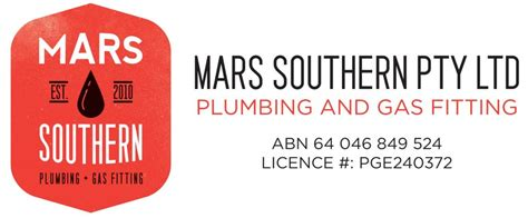 Southern Plumbing And Gas by Mars Southern Plumbing Gas Fitting Posts
