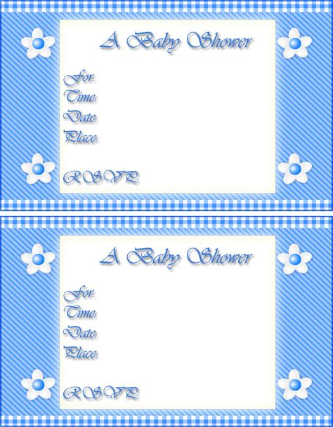 baby shower invitation card template free printable 4 fold free baby shower invitations free printable baby shower