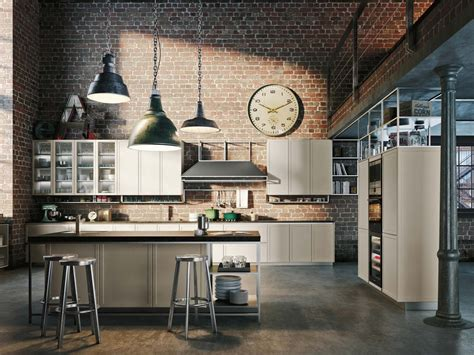 Designing Small Kitchen the must haves of industrial style kitchens