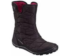 columbia omni heat boots s minx slip ii omni heat boots fontana sports
