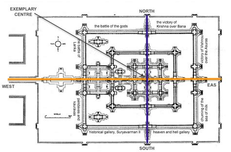 angkor wat floor plan angkor wat floor plan pictures to pin on pinterest pinsdaddy
