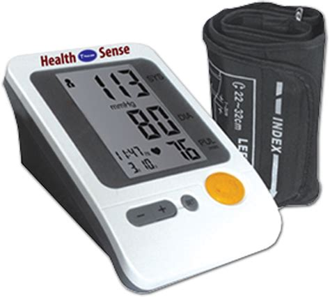home aide health sense automatic blood pressure monitor ebay